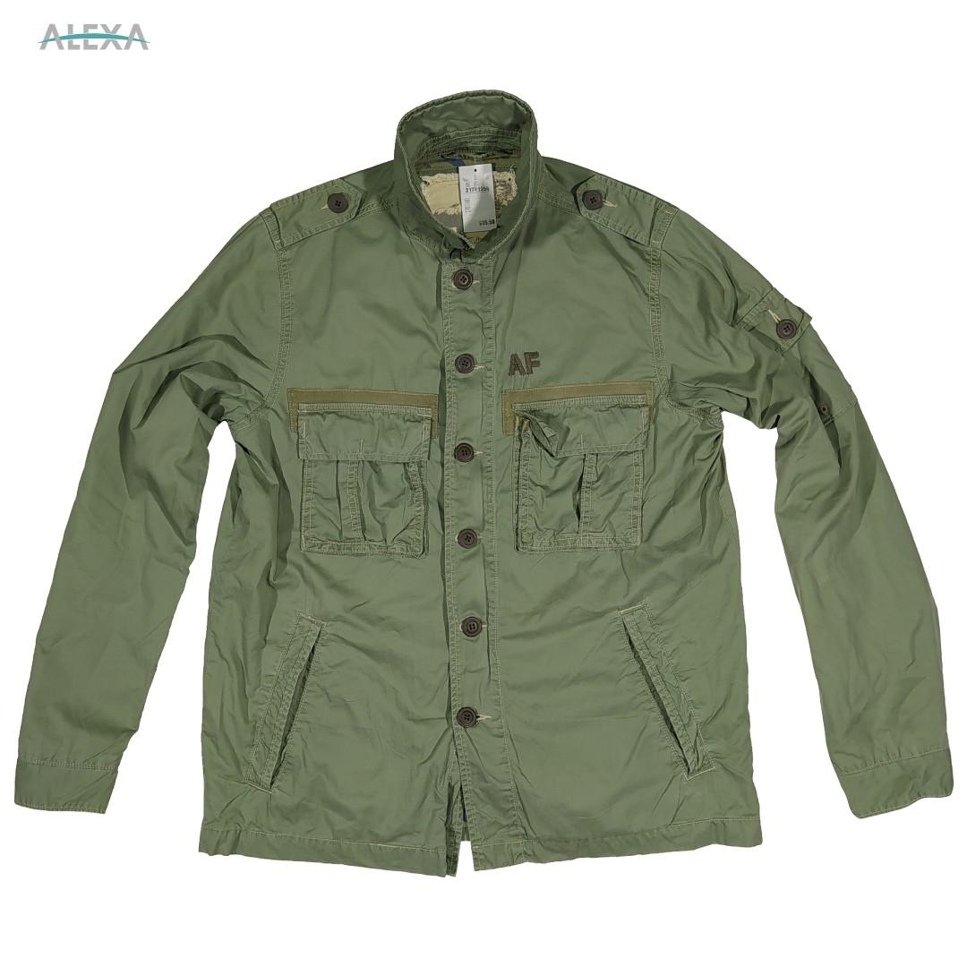 Abercrombie & fitch work fashion jacket