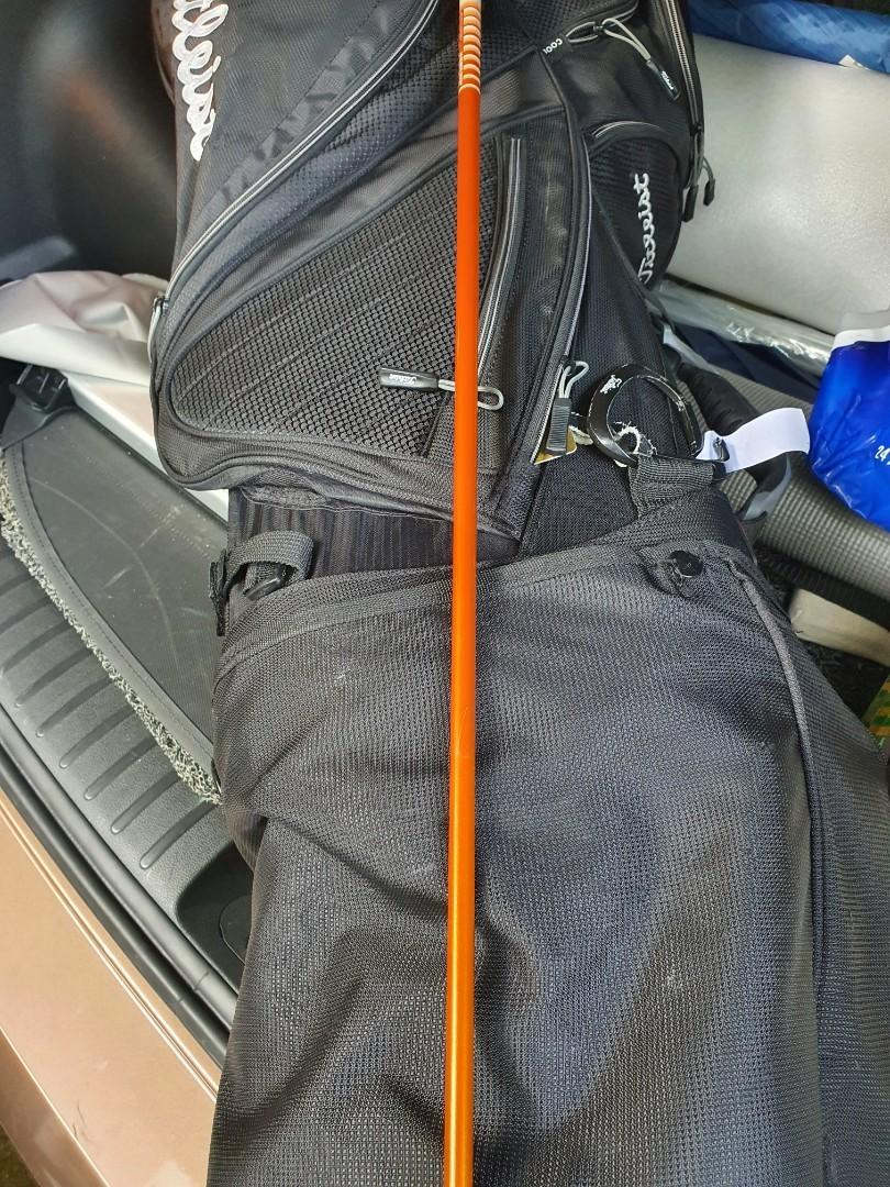 Ad tour DI-6 Driver shaft with Adopter
