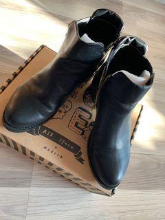 《AIR SPACE》 踝靴