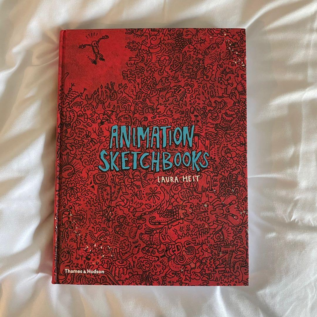animation art book