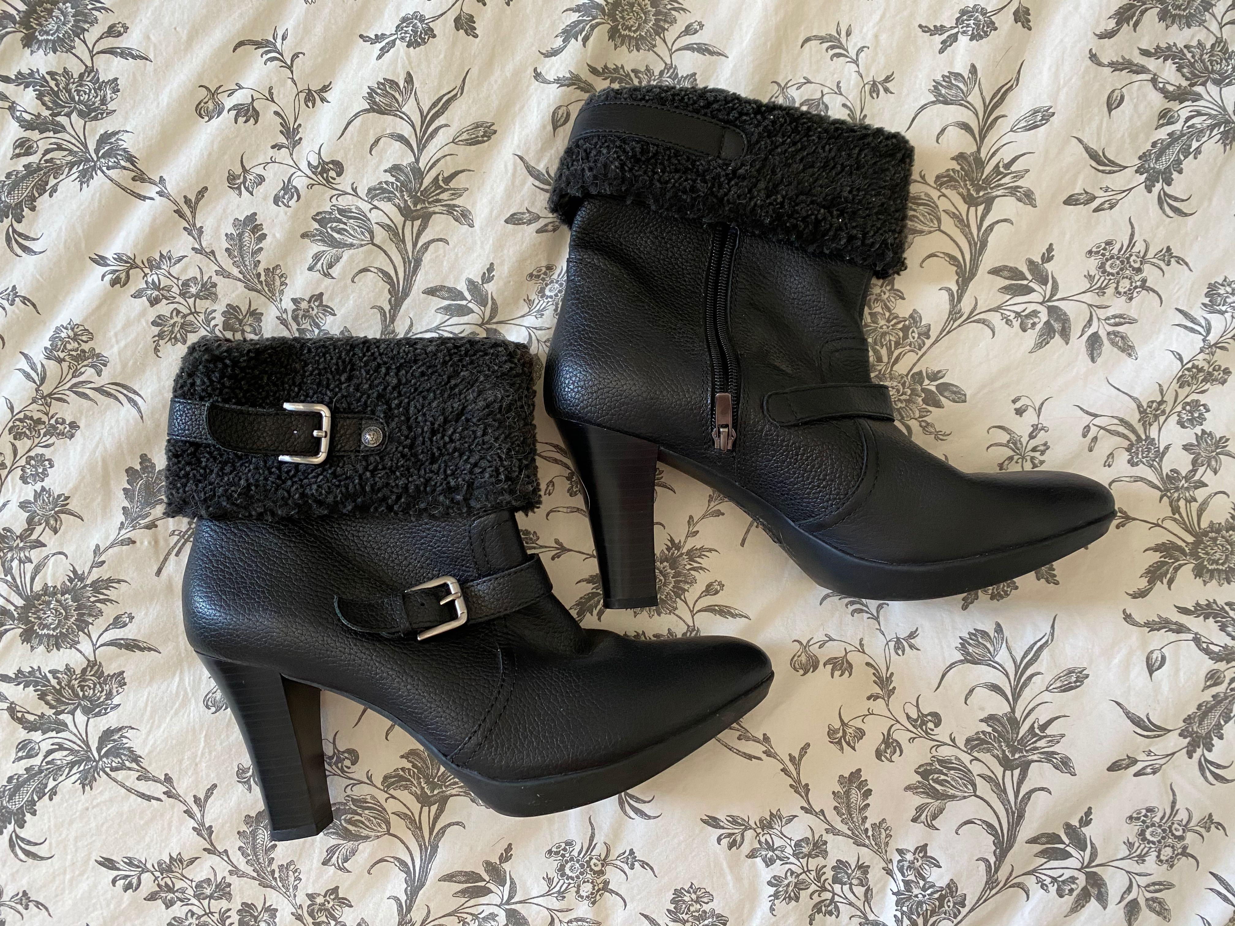 Anne Klein Winter Boots