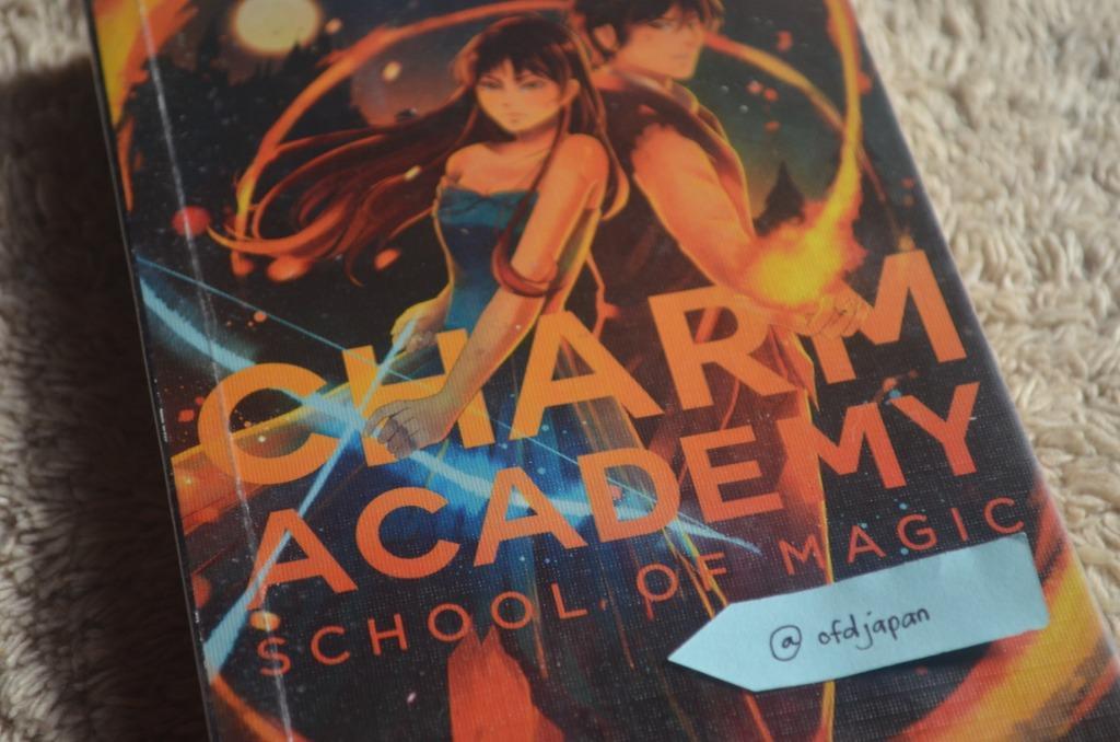 APRIL_AVERY Charm Academy