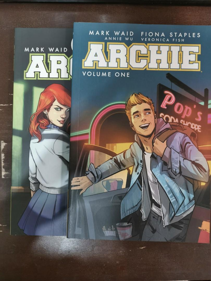 Archie vol 1 and 3 - Mark Waid