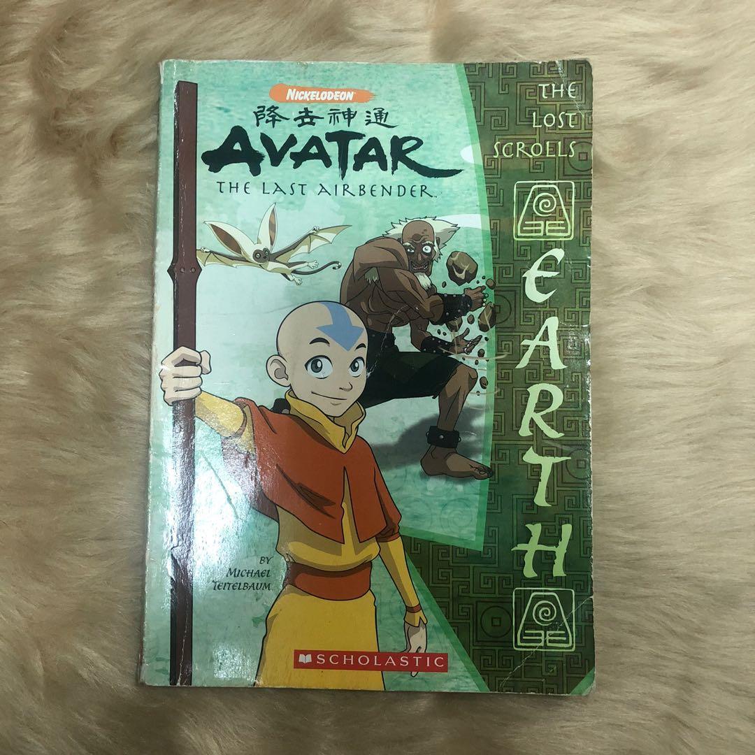 Avatar the Last Air Bender: Earth