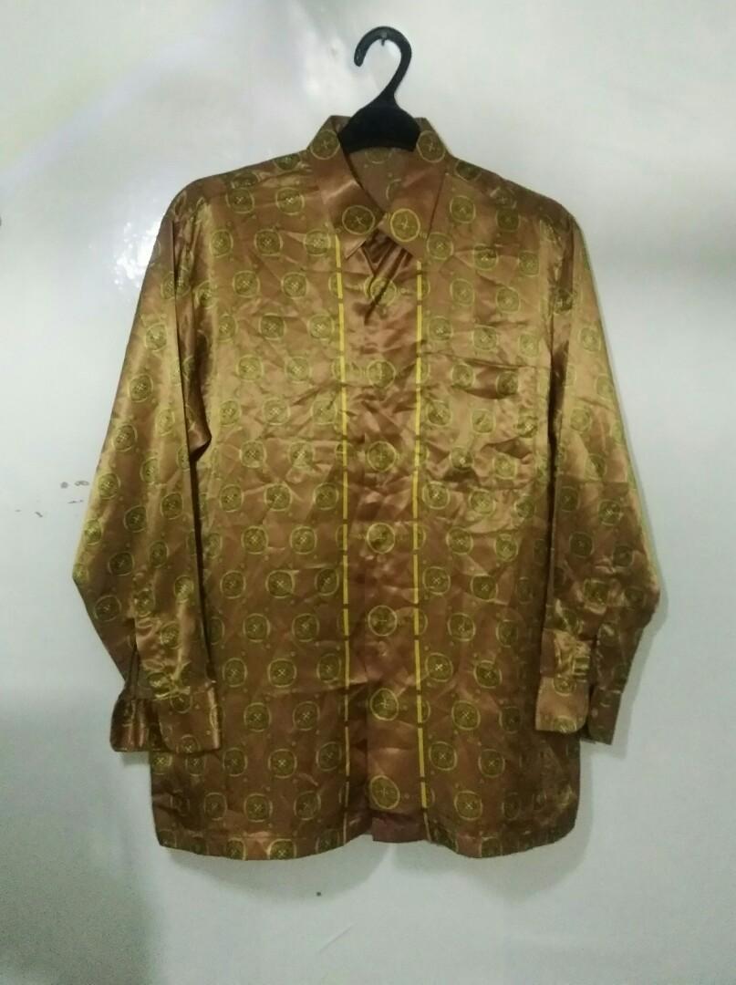 Batik shirt #bersihmaret