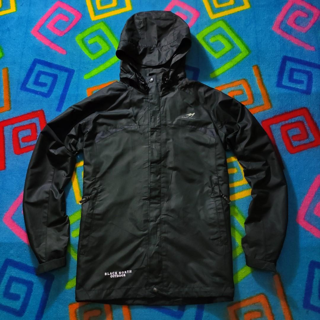 Black North Outdoor Jacket