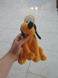 Boneka pluto mickey minnie mouse lucu kuning