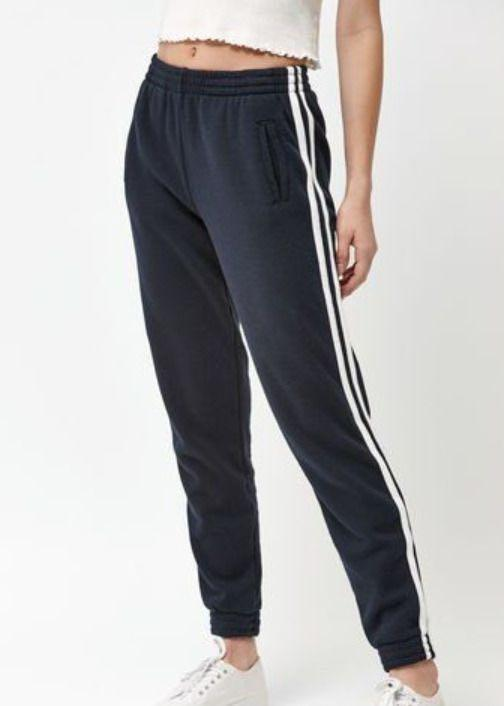 Brandy Navy Sweatpants