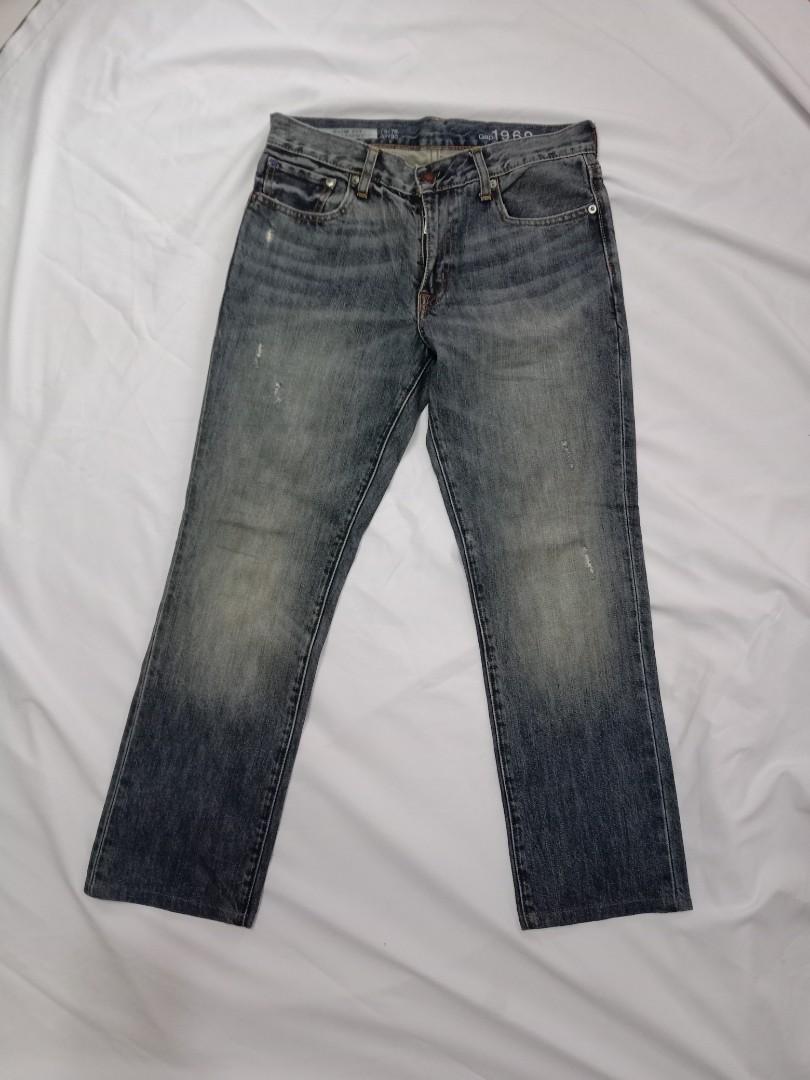 Celana jeans denim GAP 1969