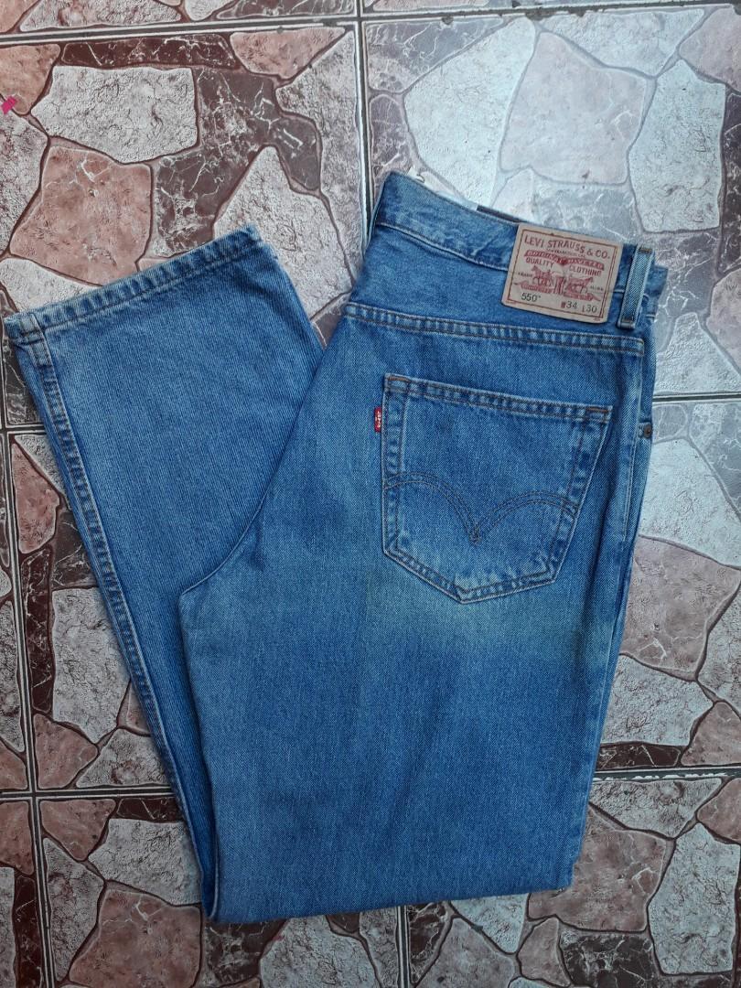 Celana Jeans levis original 505