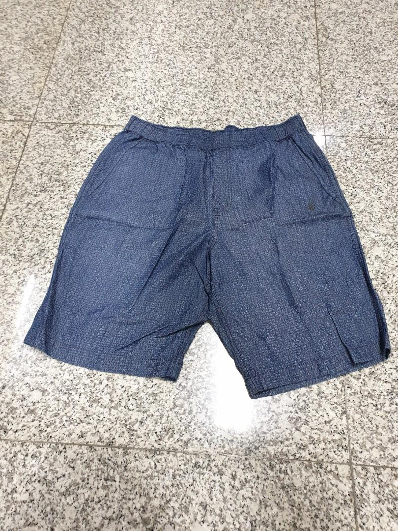 Celana pendek uniqlo santai bagus