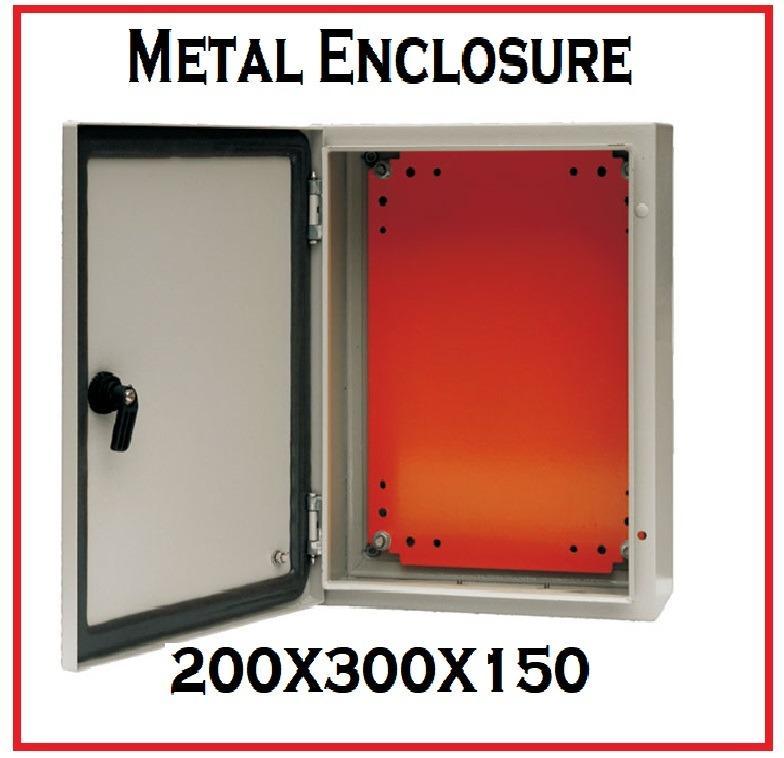 CL-2315 Metal Enclosure Panel Circuit Box