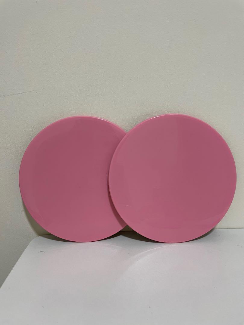 2 x Core Sliders (Pink)