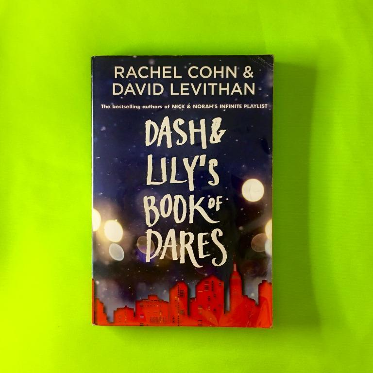 Dash & Lily's Book of Dares by Rachel Cohn & David Levithan (Paperback)