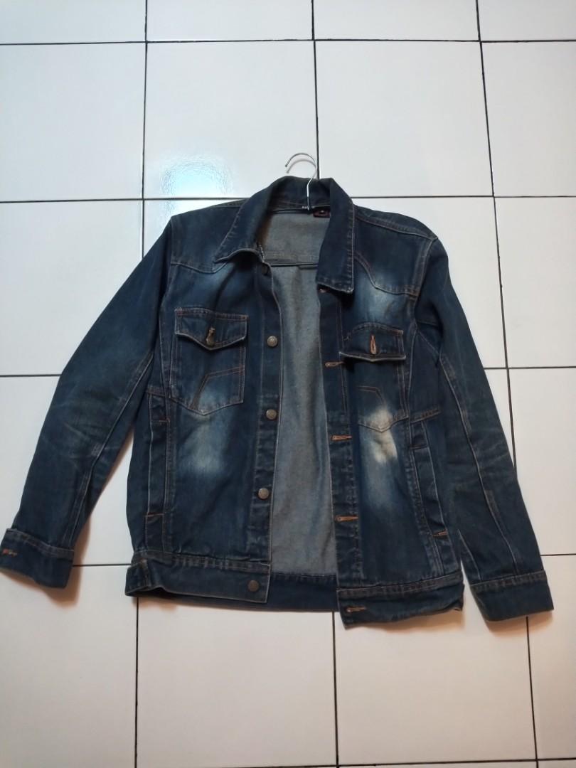 Denim jacket Java Seven