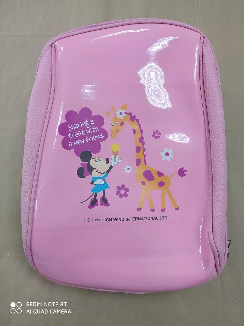 開學用品---Disney 迪士尼 兒童 書包--福利特價