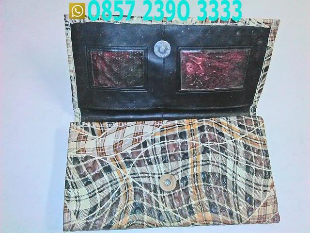 Dompet Coklat Krem Sangat Bagus NMJ8521