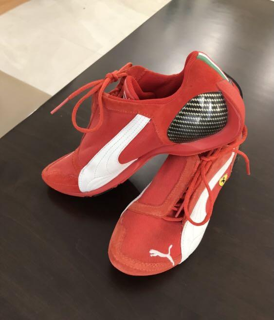 Ferrari Shoes-Puma size US 4