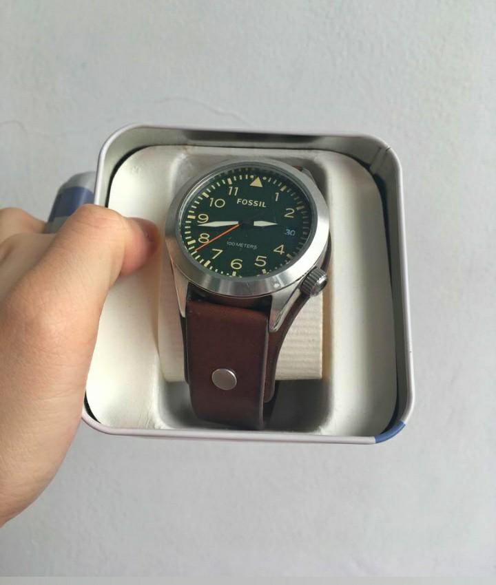 Fossil Watch am 4553