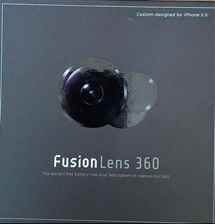 FusionLens 360 for iPhone Xr