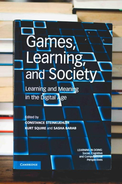 Games, Learning and Society