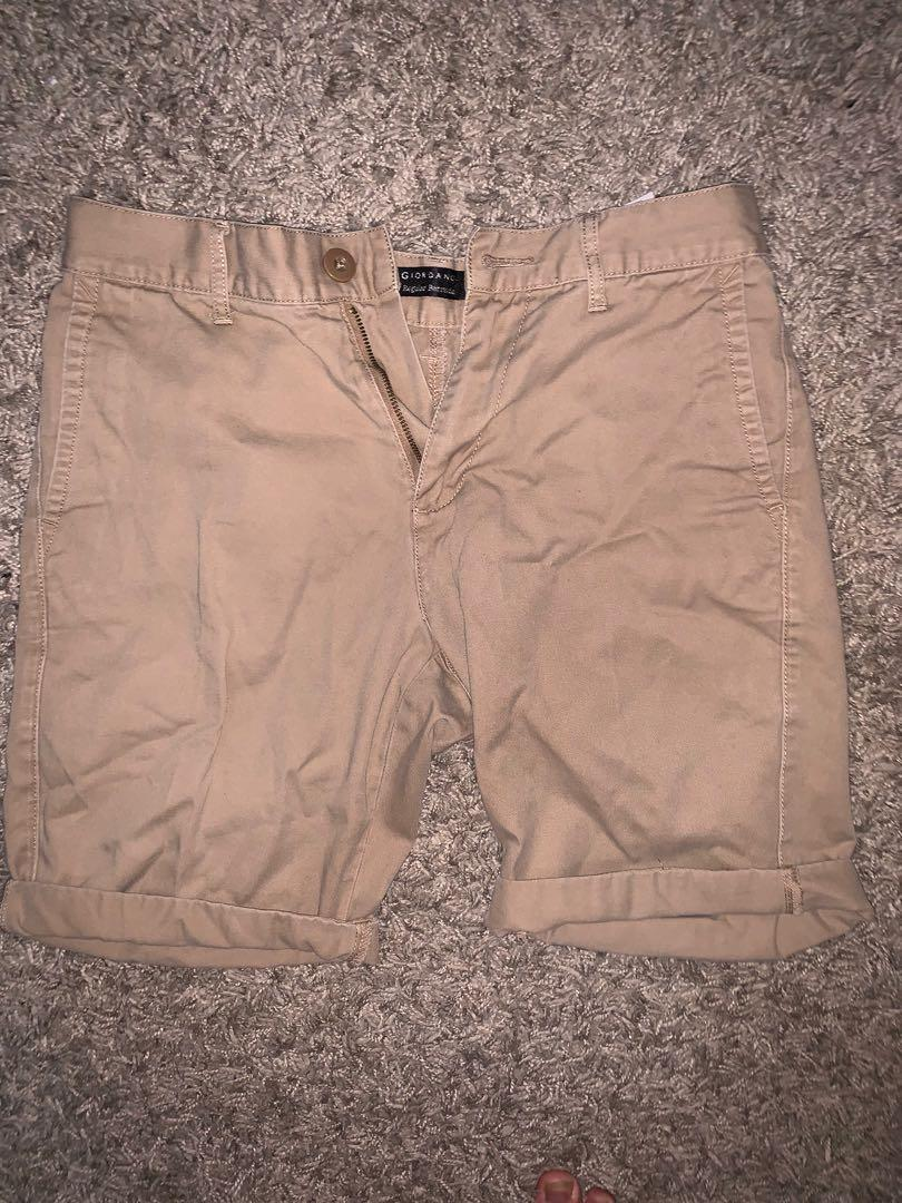 Giordano short Brown jeans