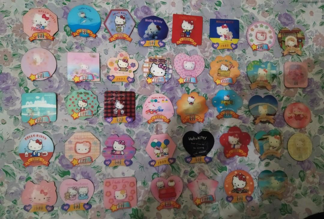 Hello Kitty磁鐵