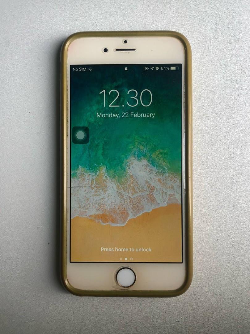 iPhone 6 (Ram 1GB / Memory 32GB) - Gold