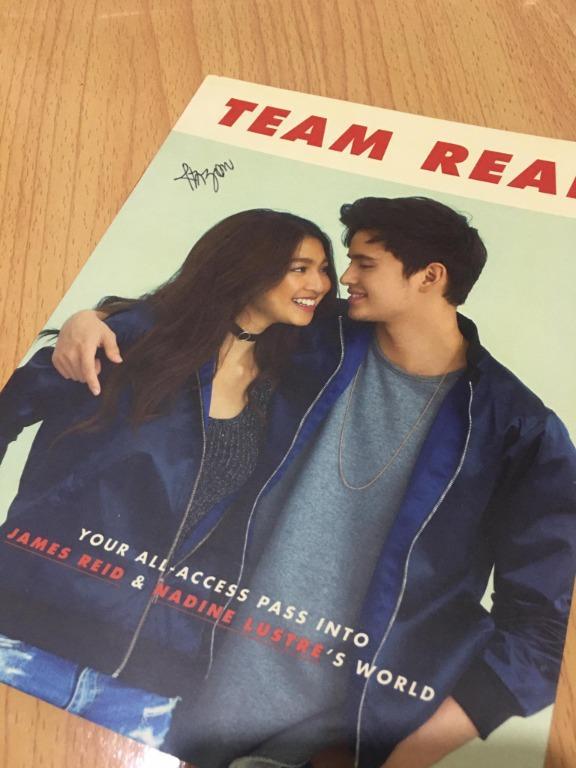 JADINE Team Real Magazine