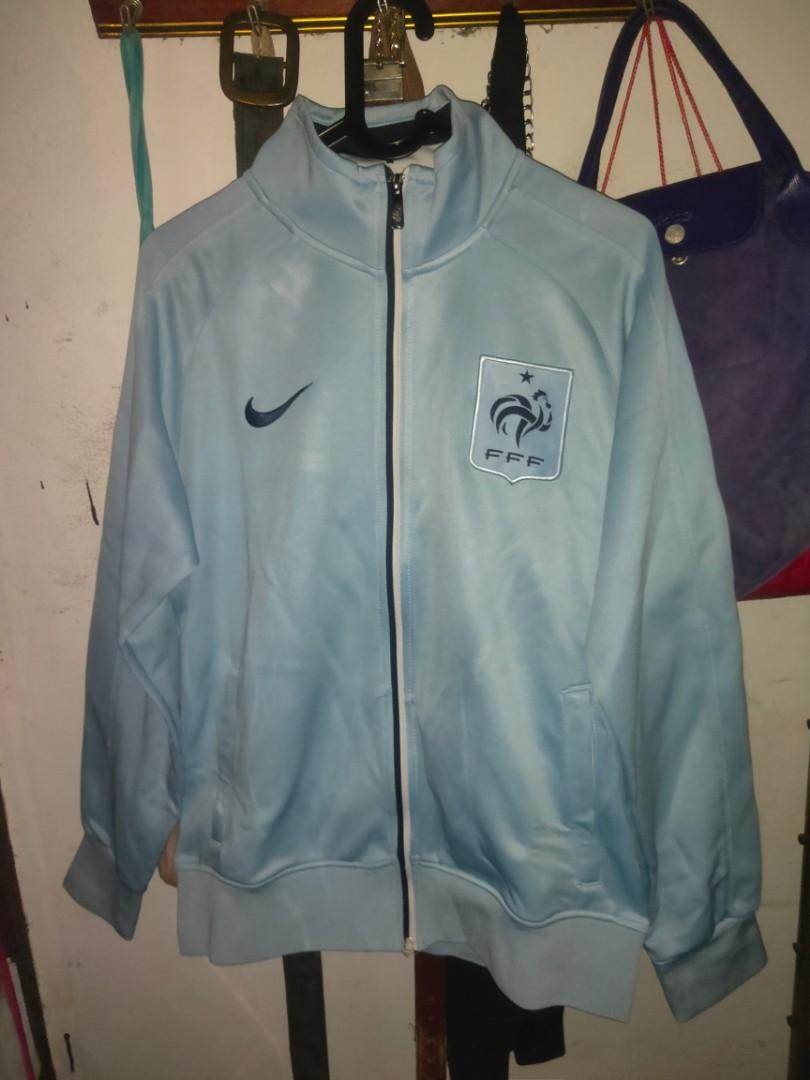 Jaket Bola France National Team
