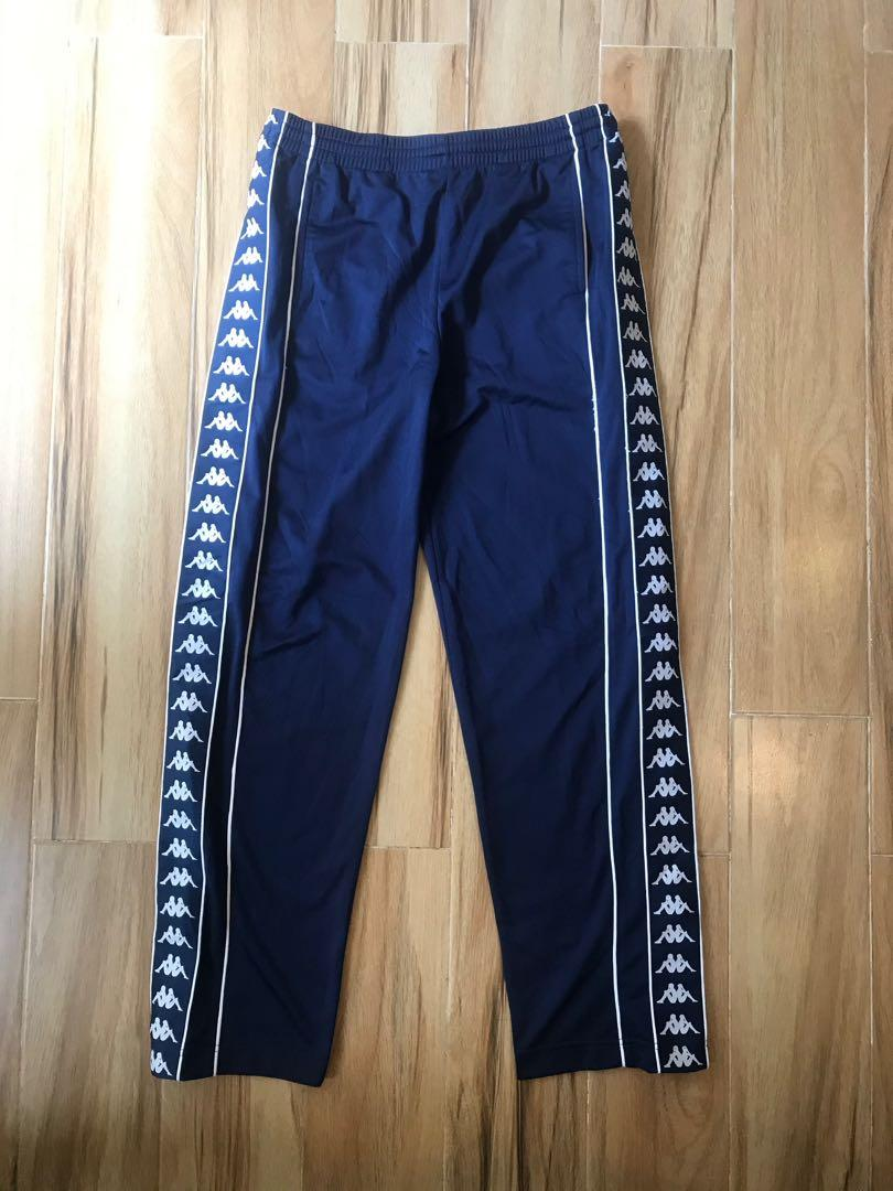 Kappa Side Logo Reguler Track Pants
