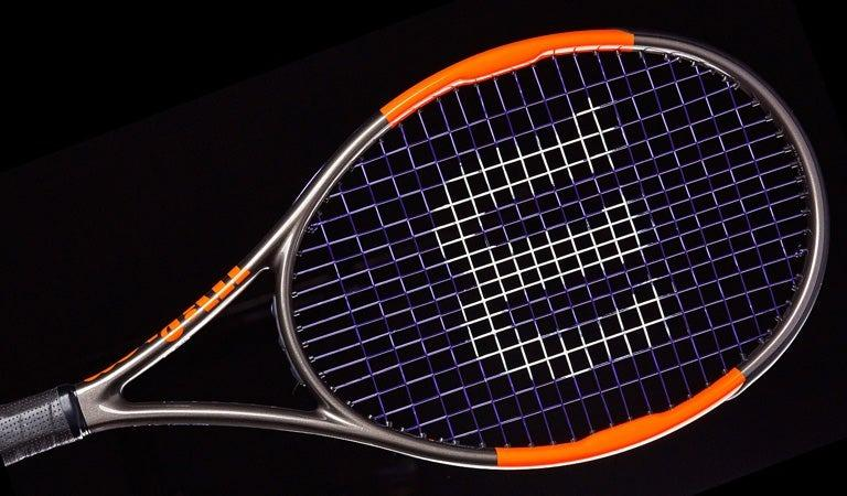 Kei Nishikori Wilson Burn 95 CV Tennis Racket L3 Tennis Racket