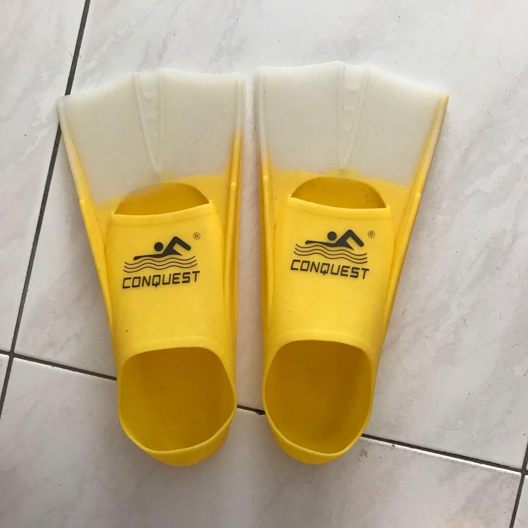 Kids Swimming Flippers