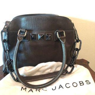 Marc Jacobs Coco Carter Bag in Grey
