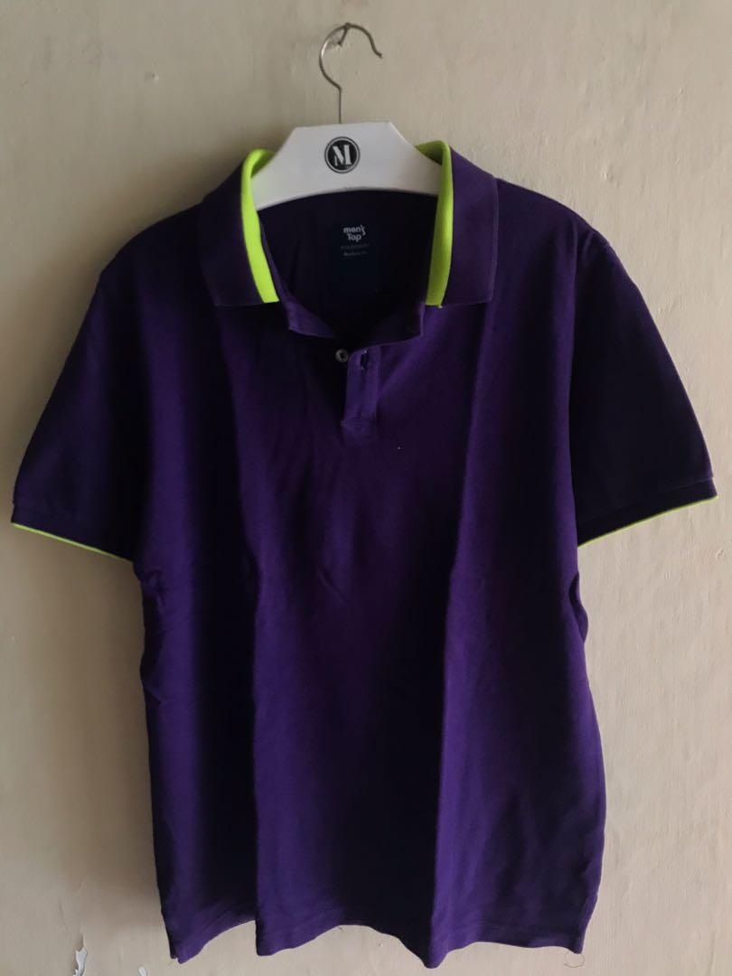 Mens top Polo shirt