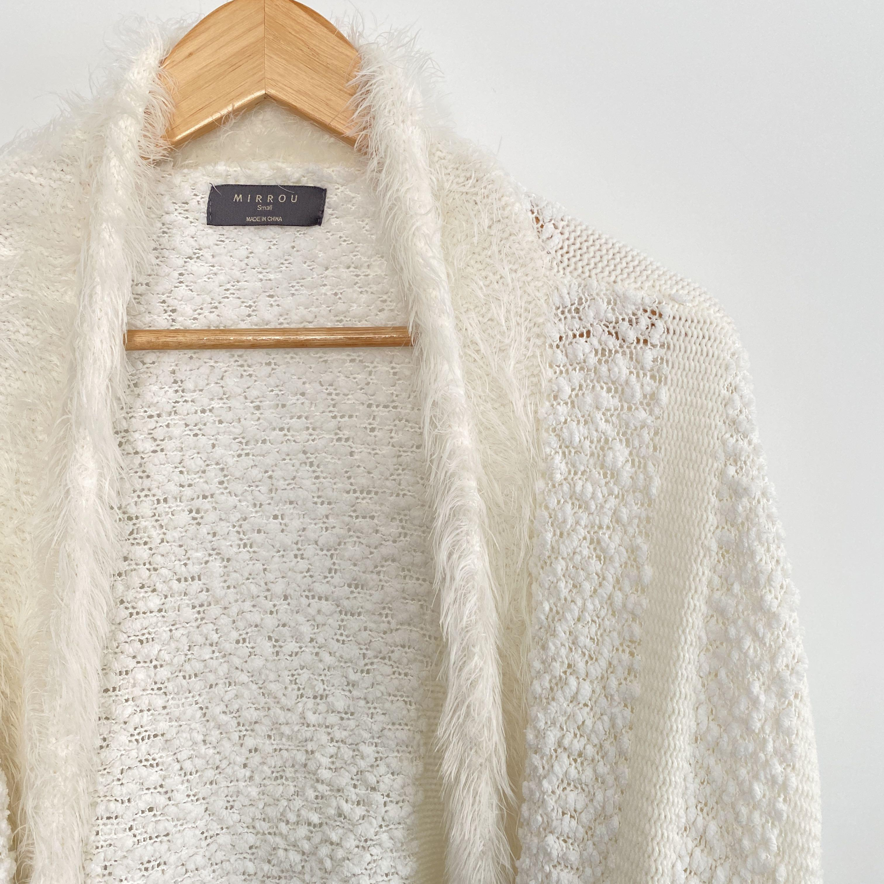 Mirrou Knitted Cardigan
