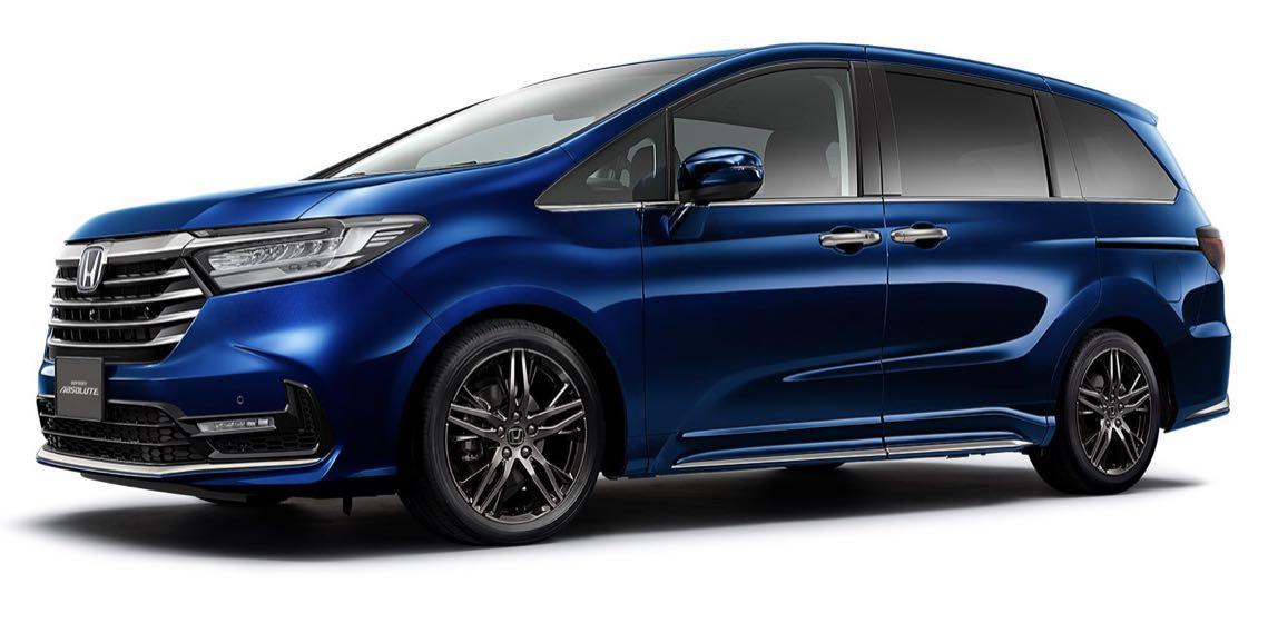 New 2021 Honda Odyssey Hybrid 2.0l