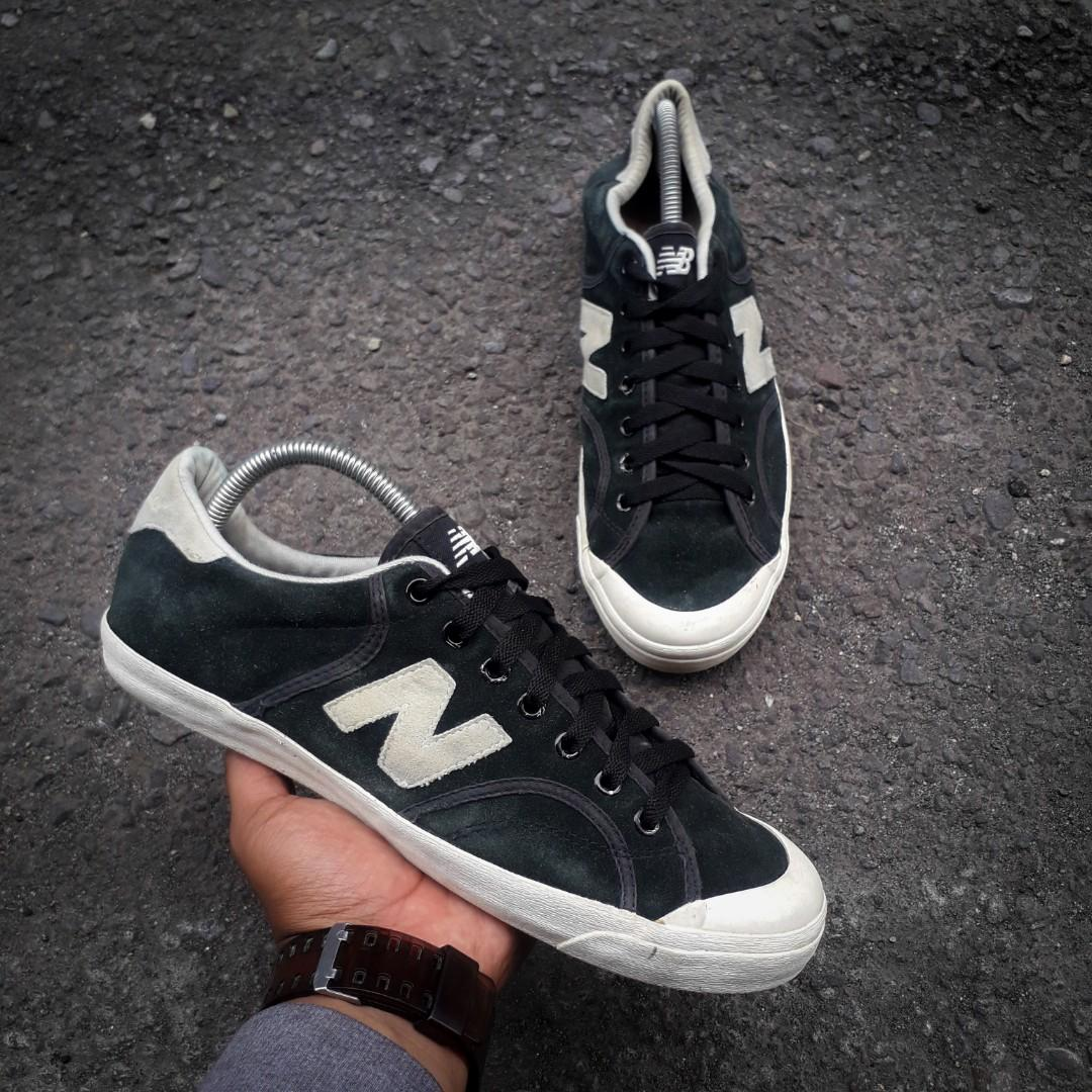 new BALANCE pro court skateboarding