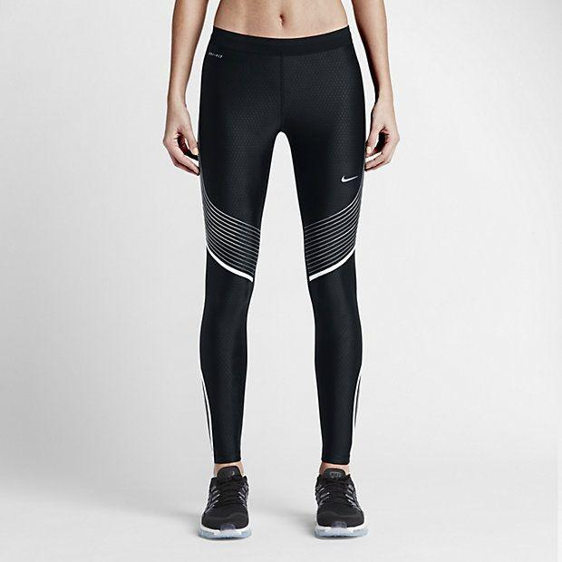 Nike Power Speed Women's Running Tights in Small