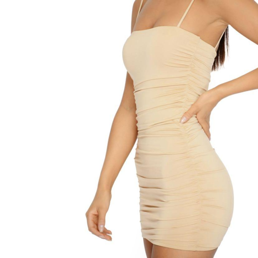 oh polly mini dress