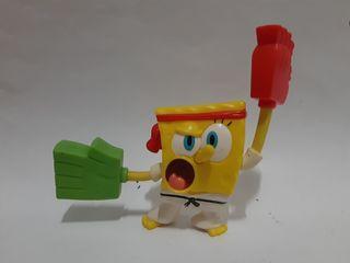 Panjangan spongebob karate