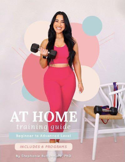 (PDF) Stephanie Buttermore fitness training guides / programs