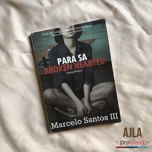 [PRE-LOVED] Para Sa Brokenhearted by Marcelo Santos III