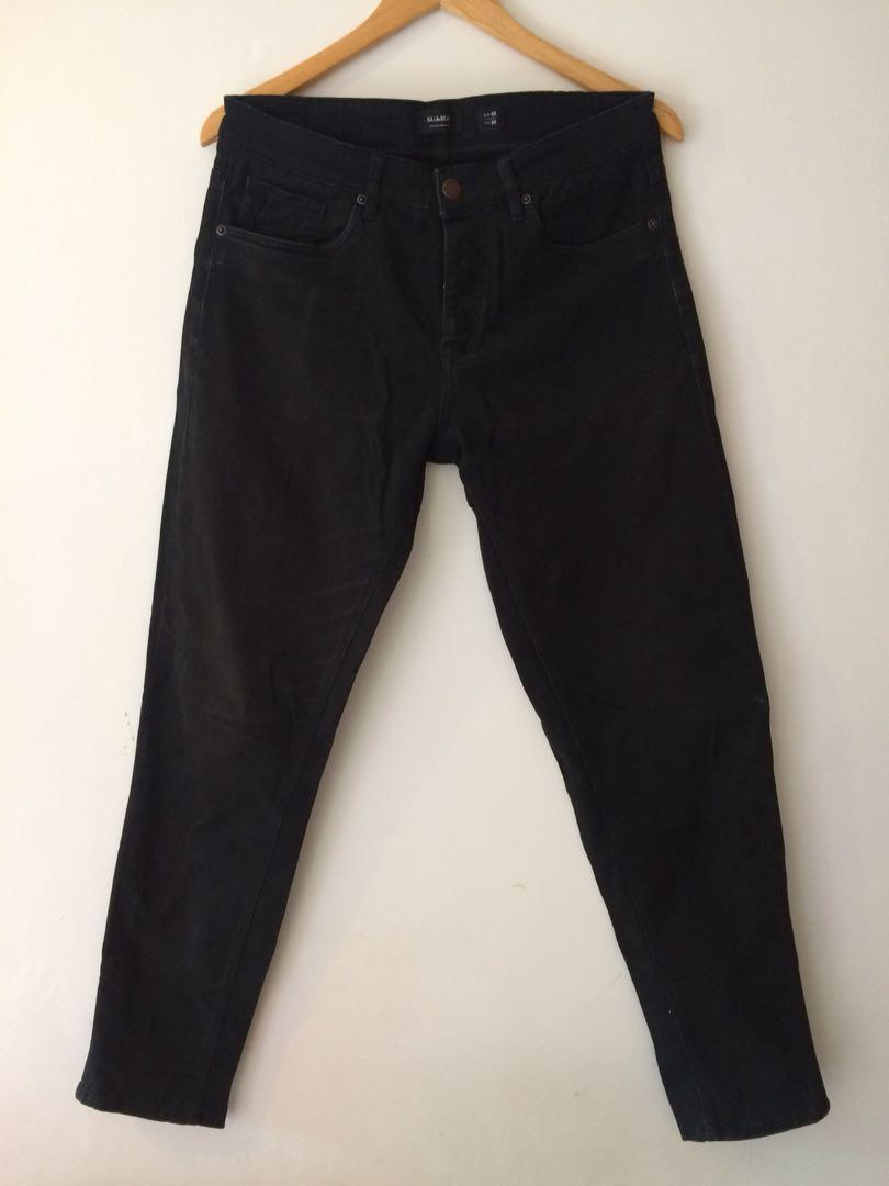 pull and bear jeans size 32 bukan zara h&m