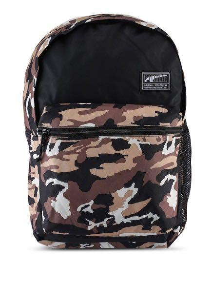 Puma Camo Academy Backpack 迷彩後背包