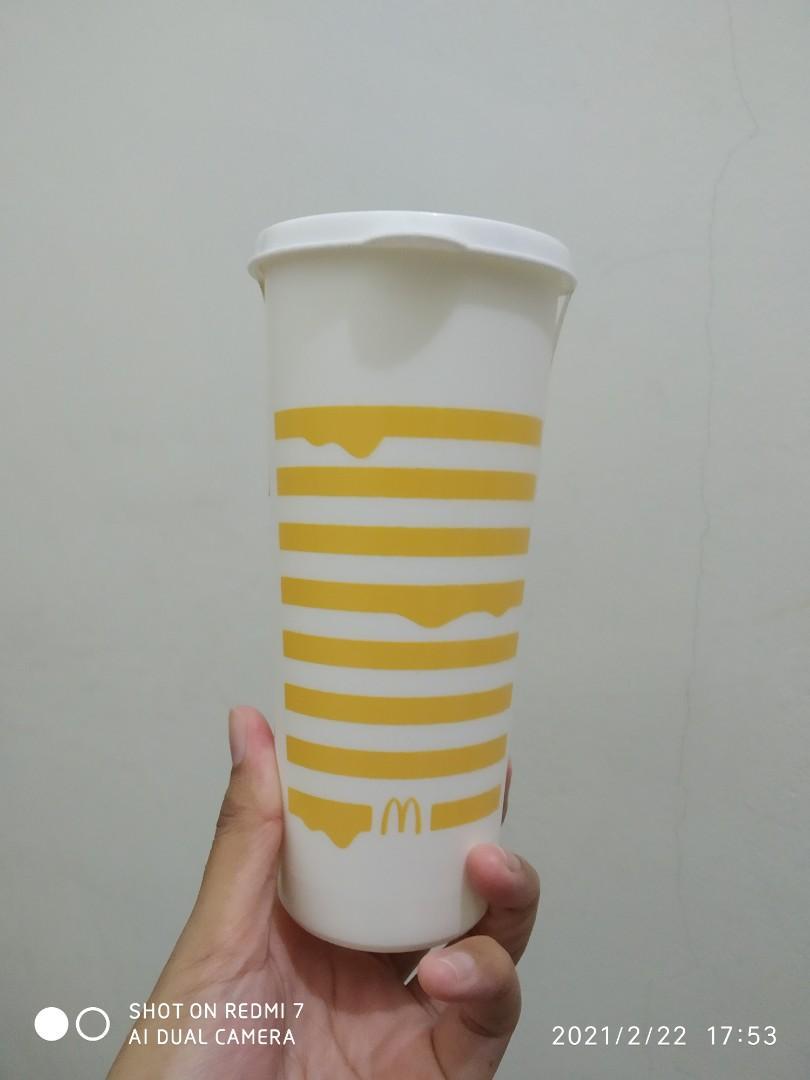 Reusable Cup McD