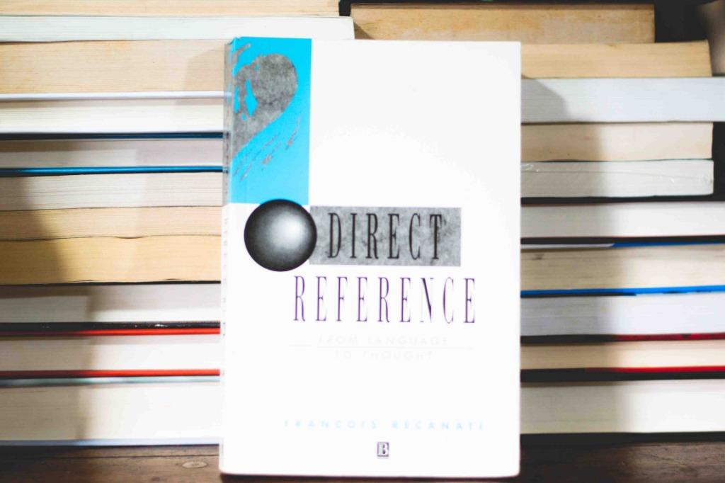 SALE! Direct Refference