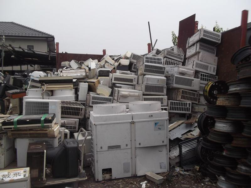 Scrap Buyer Junk shop for Dispose Office Computers Aircons