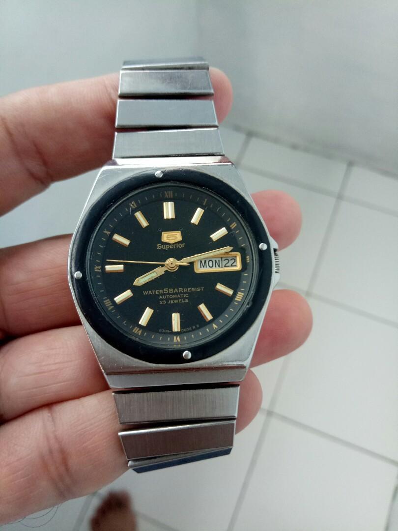 Seiko vintage 6309