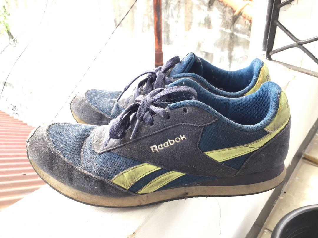 Sepatu Reebok Original Sport Station Size 40